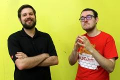 Team Corsair-Mark Elam and Daniel Driskell